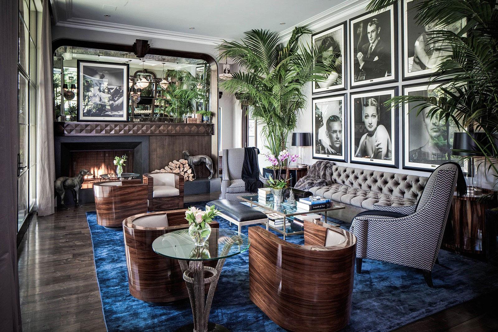 Art Nouveau-interior-design-with-its-style-decor-and-colors-8 Art Nouveau-interior design with its style, decor and colors