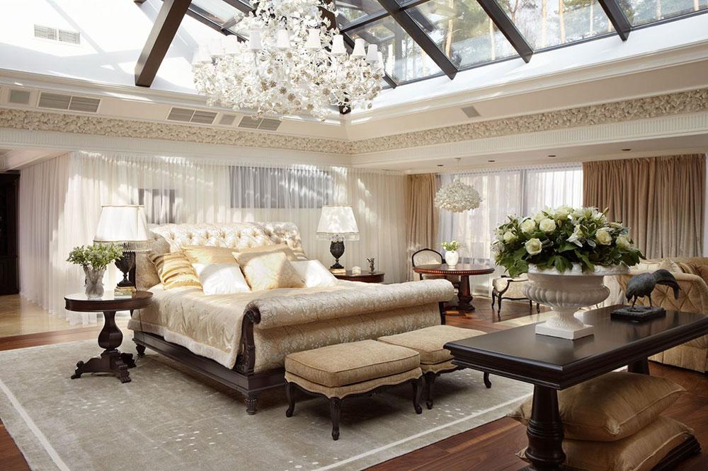 Art Nouveau bedroom interior design Art Nouveau interior design with its style, decor and colors