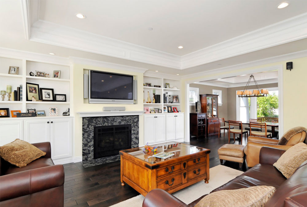 Image 8-6 Tray Ceiling Design Ideas: How to Decorate and Paint Them