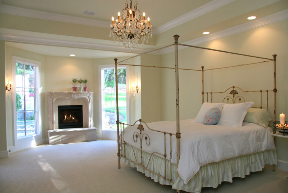 Image 9-6 Tray Ceiling Design Ideas: How to Decorate and Paint Them