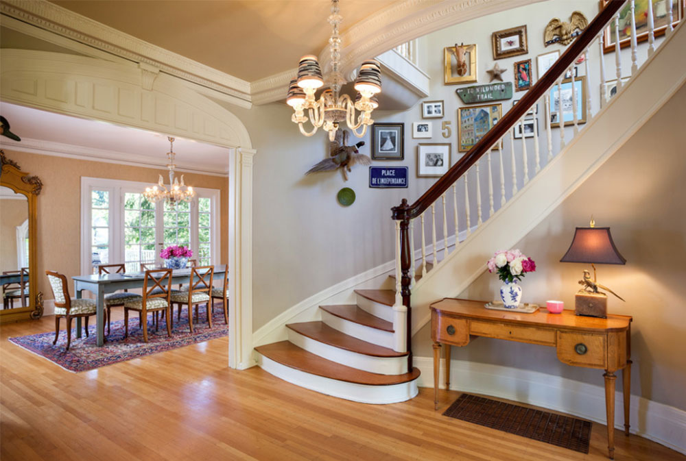 Image-12-9 Stair walls decoration ideas