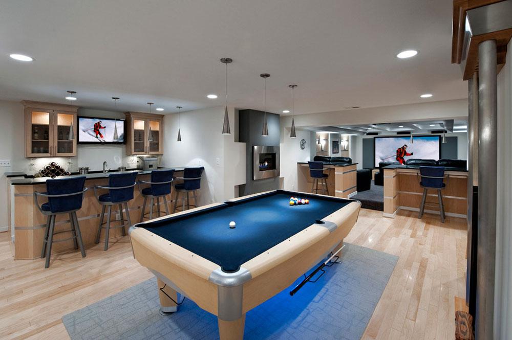 Basement makeover ideas for a cozy home5 basement makeover ideas for a cozy home