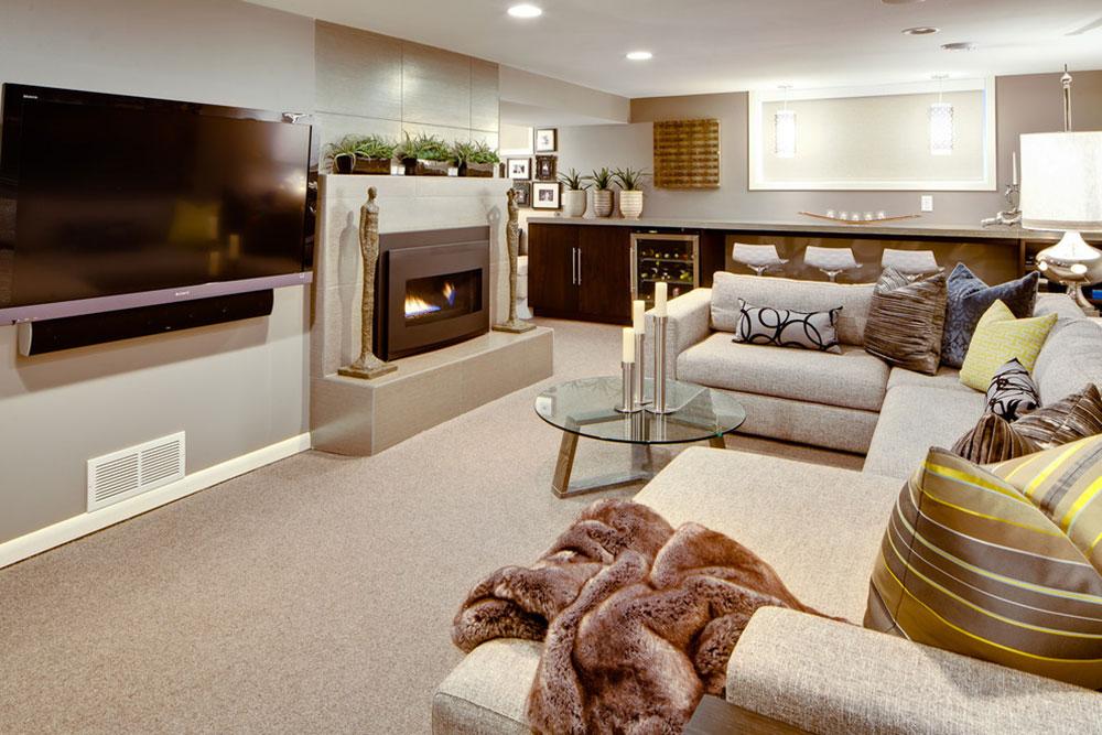 Basement makeover ideas for a cozy home2 Basement makeover ideas for a cozy home