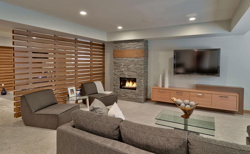 Basement makeover ideas for a cozy home15 basement makeover ideas for a cozy home