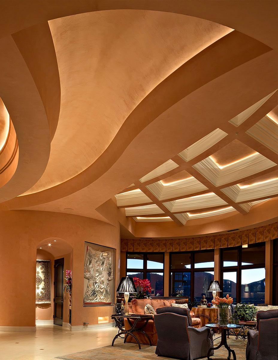 Elegant-Mansion-3 Elegant mansion designed by Urban Design Associates