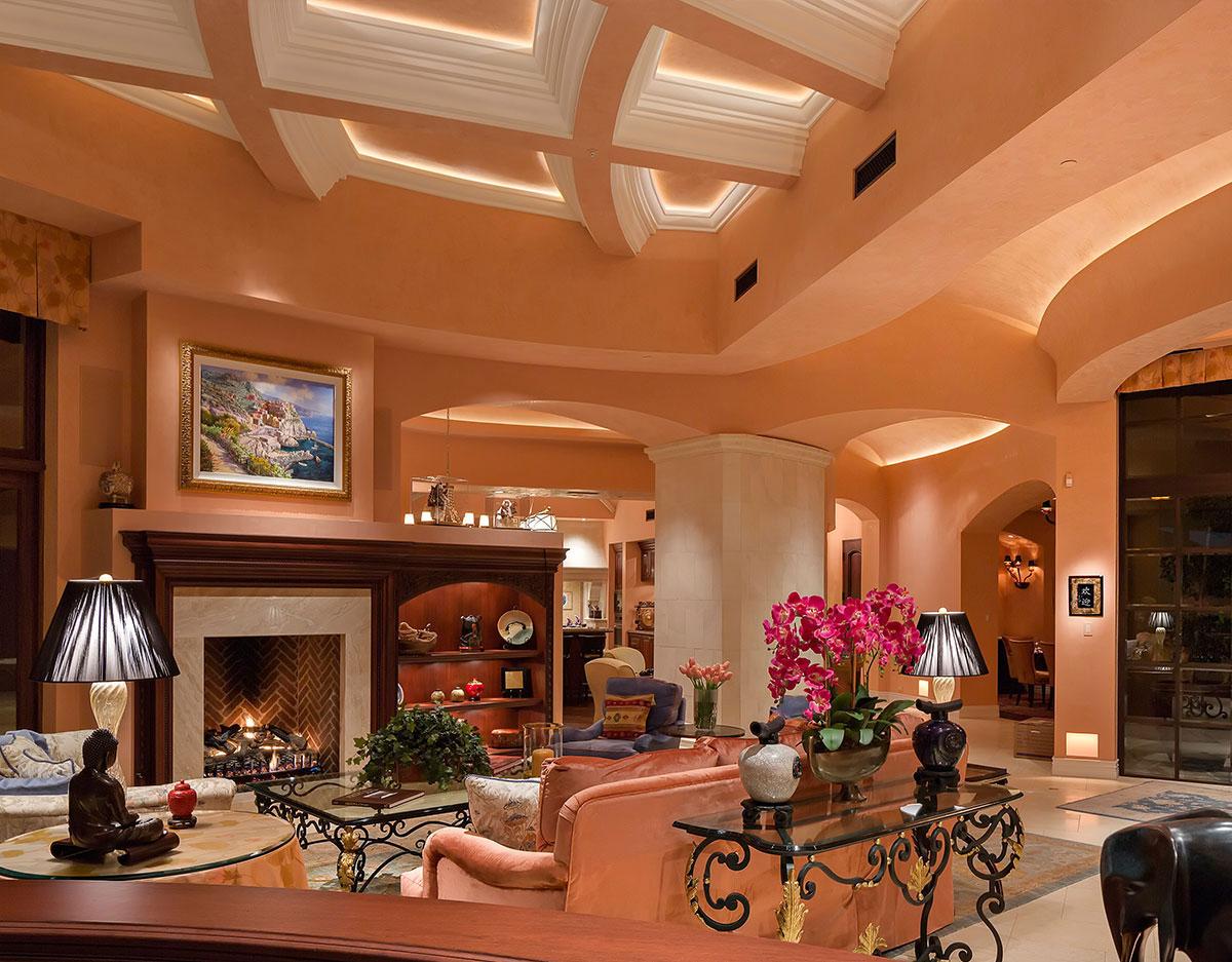 Elegant-Mansion-2 Elegant mansion designed by Urban Design Associates
