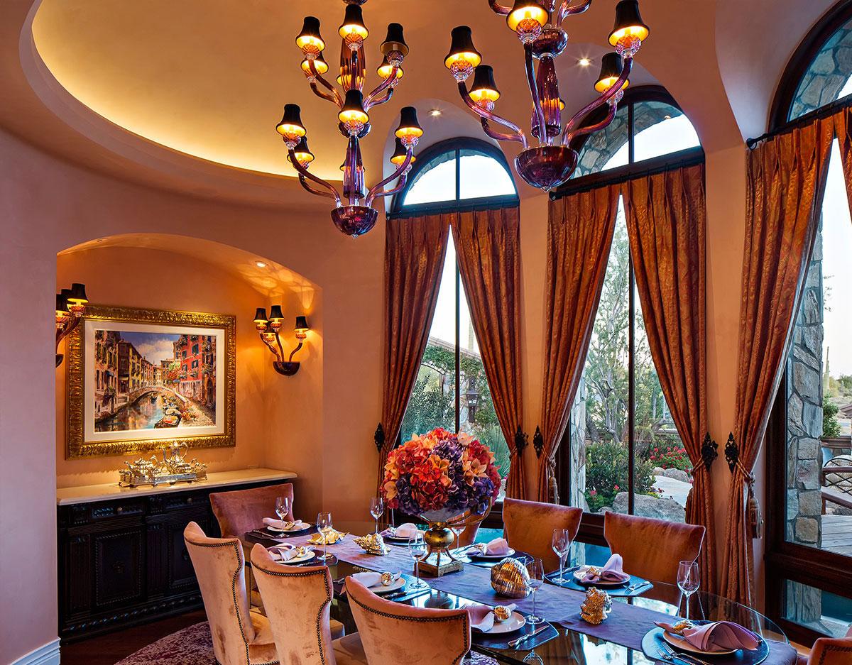 Elegant-Mansion-4 Elegant mansion designed by Urban Design Associates