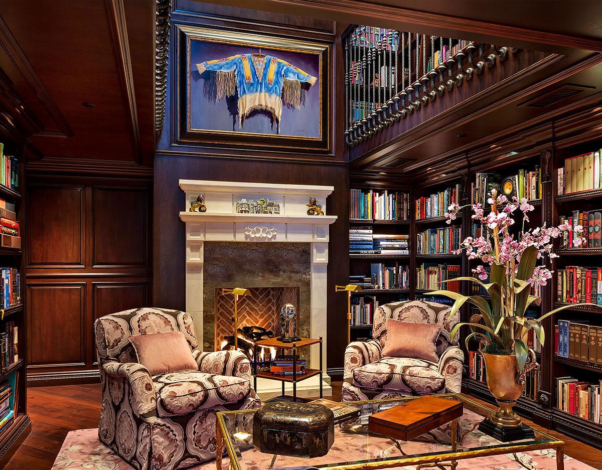 Elegant-Mansion-5 Elegant mansion designed by Urban Design Associates