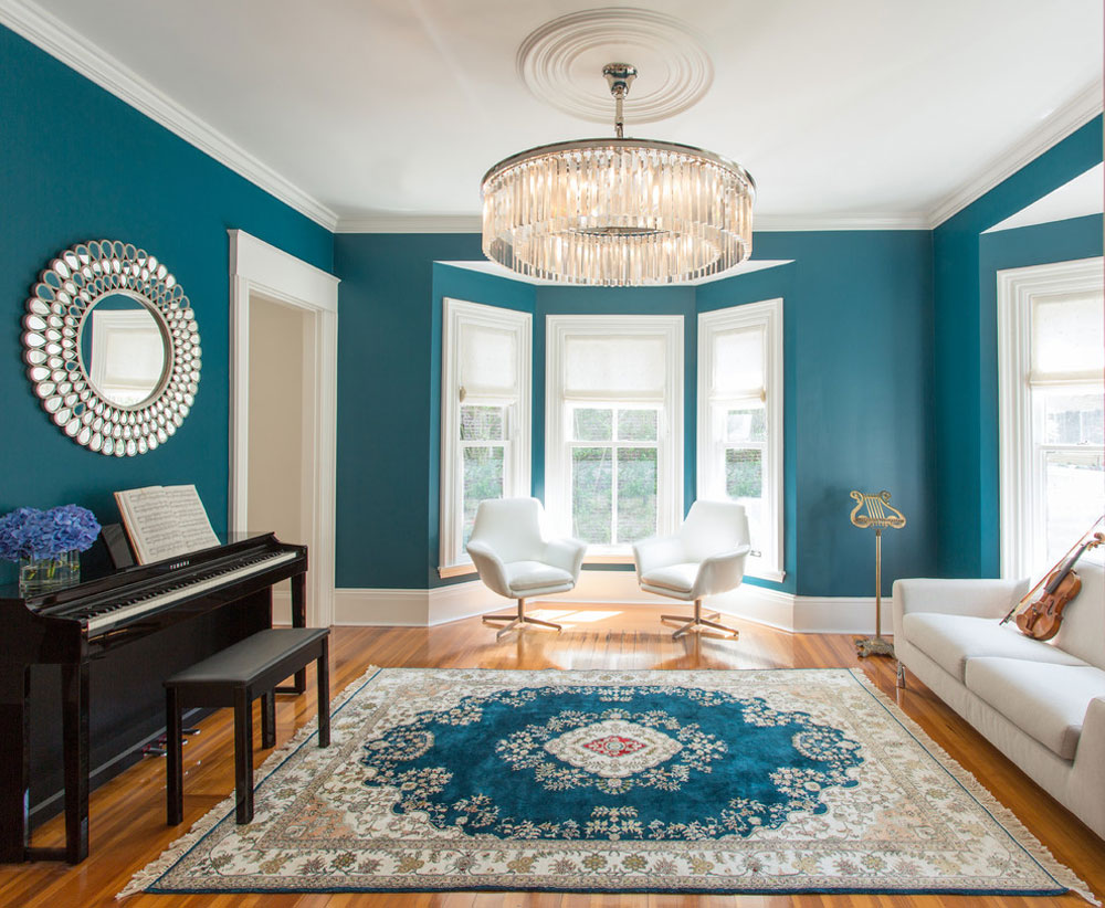 Mid-Cambridge-Full-Home-Renovation-by-Fresh-Start-Contracting-Company-2 Teal color: Colors that go well with teal in the interior