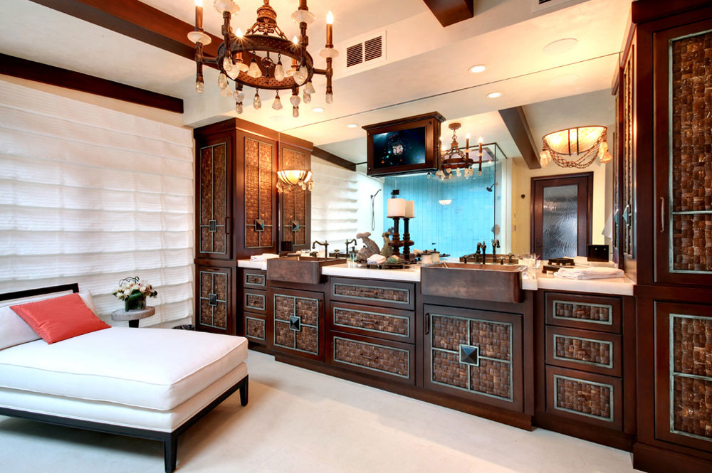 Breakers-by-Surreal-Systems-Inc.  Bathroom in the farmhouse: decor, ideas, lighting and style