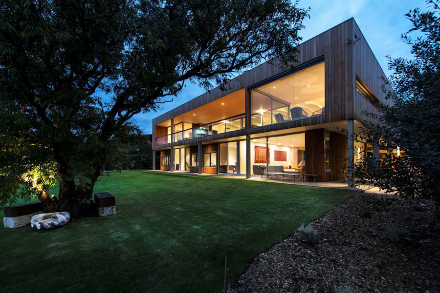 5 Contemporary Masterpiece Eagle Bay Residence Designed by Paul Jones