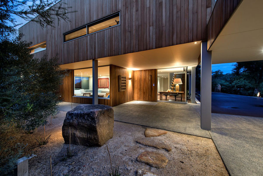 4 Contemporary Masterpiece Eagle Bay Residence Designed by Paul Jones