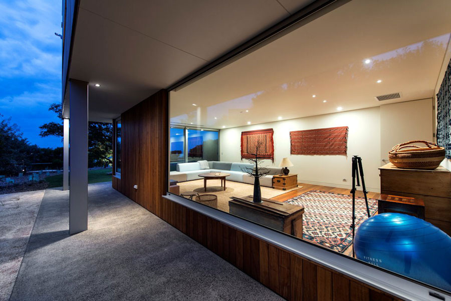 3 Contemporary Masterpiece Eagle Bay Residence Designed by Paul Jones