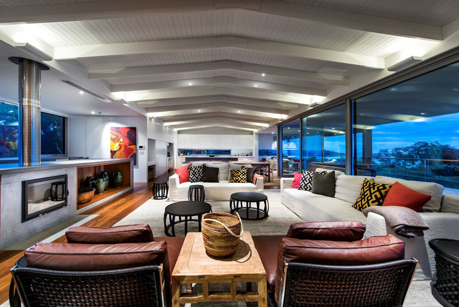 12 Contemporary Masterpiece Eagle Bay Residence Designed by Paul Jones