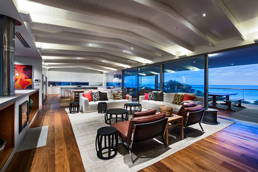 11 Contemporary Masterpiece Eagle Bay Residence Designed by Paul Jones