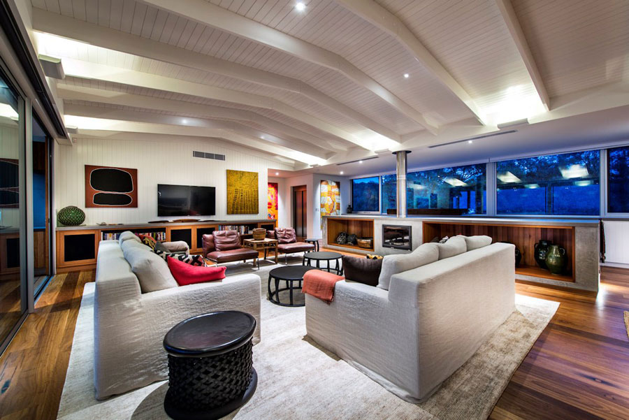 15 Contemporary Masterpiece Eagle Bay Residence Designed by Paul Jones