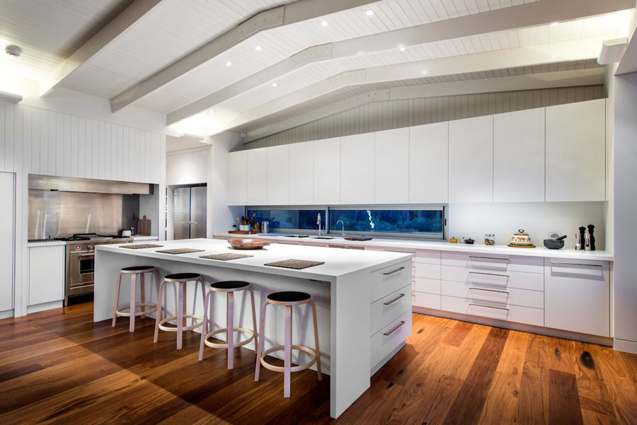 18 Contemporary Masterpiece Eagle Bay Residence Designed by Paul Jones