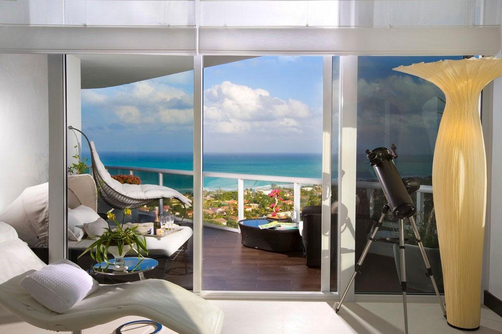 Modern-Patio-by-Brittocharette Futuristic house designs: furniture and home decor
