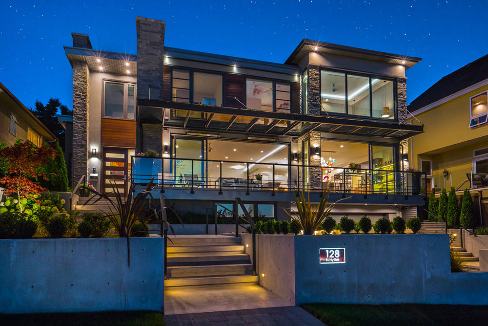 Hythe-Residence-by-VictorEric Futuristic House Designs: Furniture and Home Decor