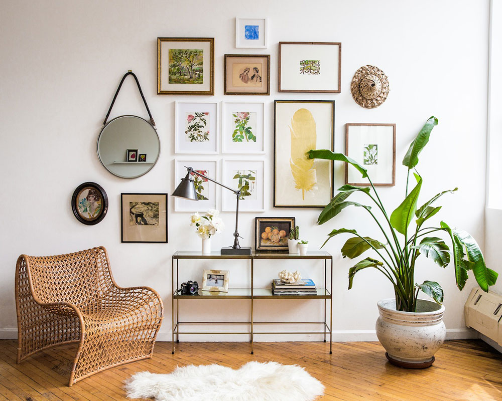 1.-Zio-Sons- How to build the perfect gallery wall