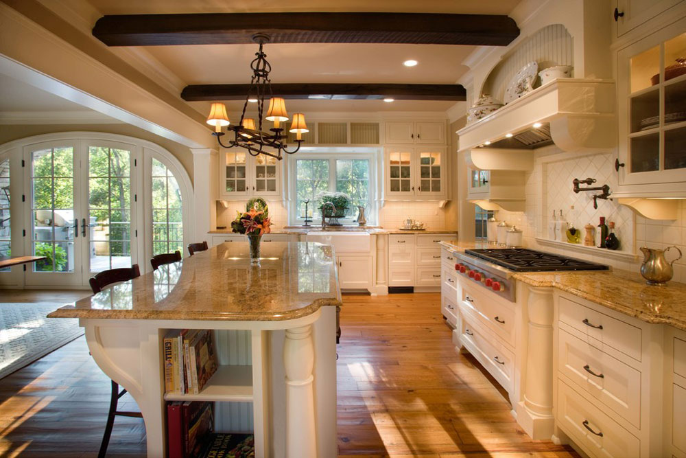 Kitchen-by-Murphy-Co.-Design French country kitchen: decor, cabinets, ideas and curtains