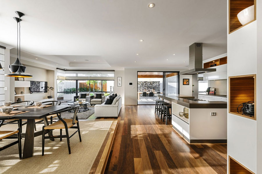 7 Post-modernist house with Japanese elements by Webb & Brown-Neaves