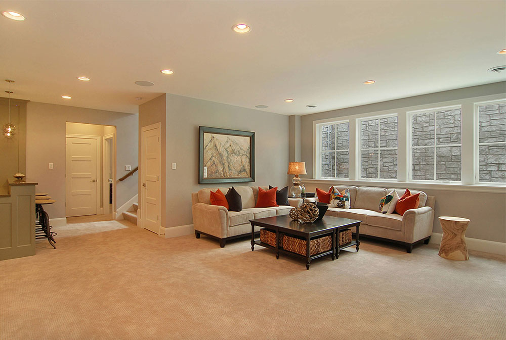 Great-Neighborhood-Homes-by-Design-Build-Firms Basement Windows: Replacing and Decorating