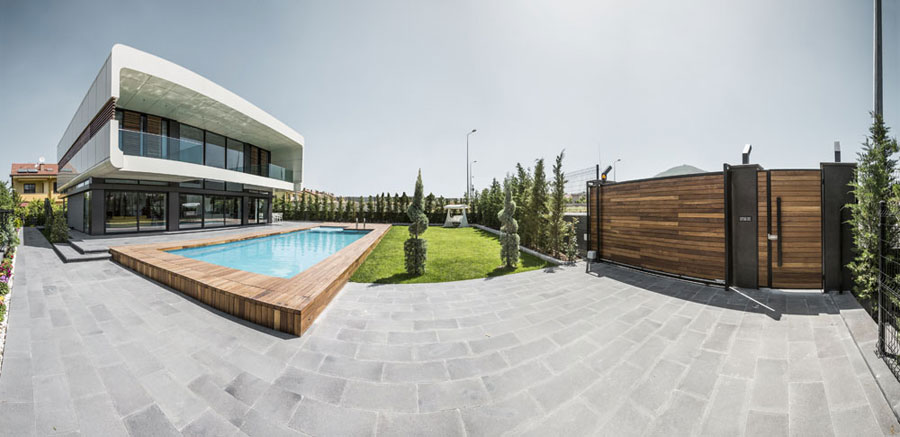 26 Bold and Unique Turkish House with Contemporary Design