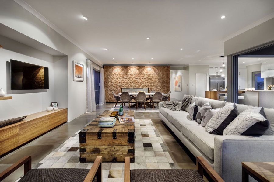 4 Cozy Perth home with an elegant design by Webb & Brown-Neaves