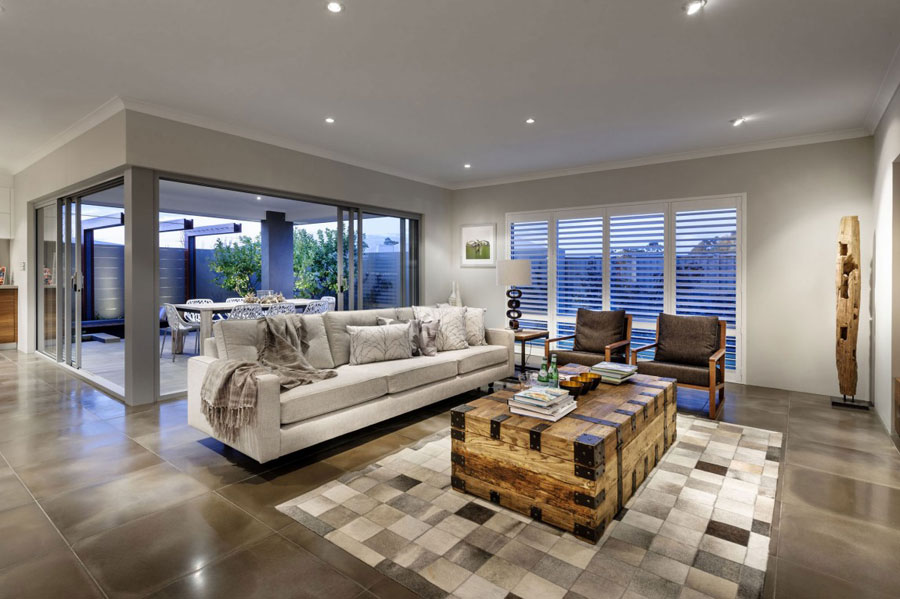 3 Cozy Perth home with a sleek design by Webb & Brown-Neaves