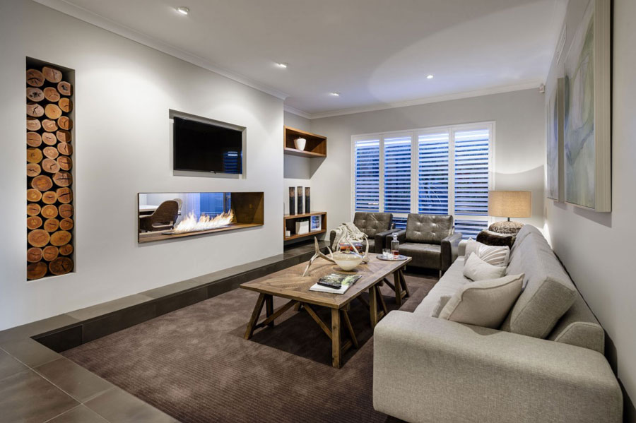 5 Cozy Perth home with a sleek design by Webb & Brown-Neaves