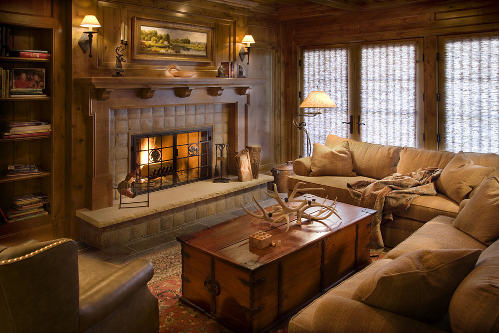 Ferndale-residence-by-Bruce-Kading-interior-design-fireplace: decor, stone and cover