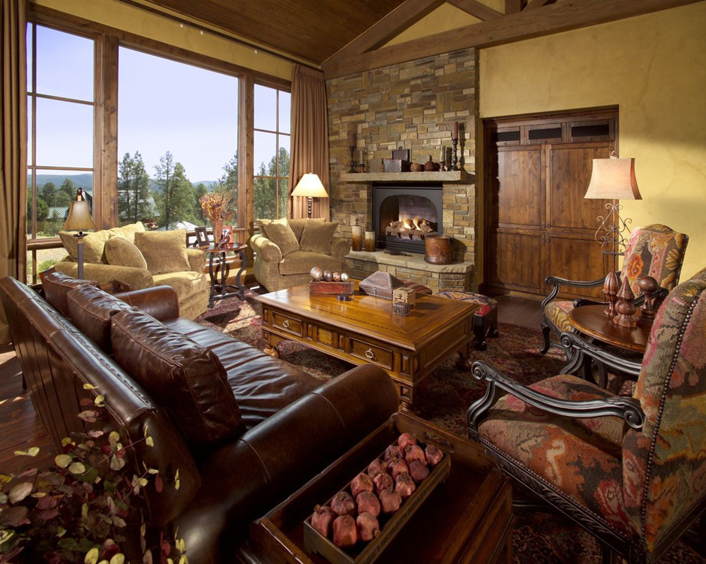 Rich-Textures ...- Amazing-Views ...- by Ernesto-Garcia-Interior-Design-LLC Fireplace stove: decor, stone and cover