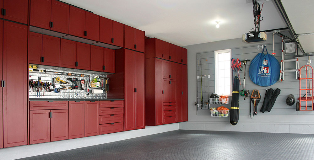 Custom-Cabinets-Houston-Garage-3 4 upgrades you will need in building your home that buyers will love