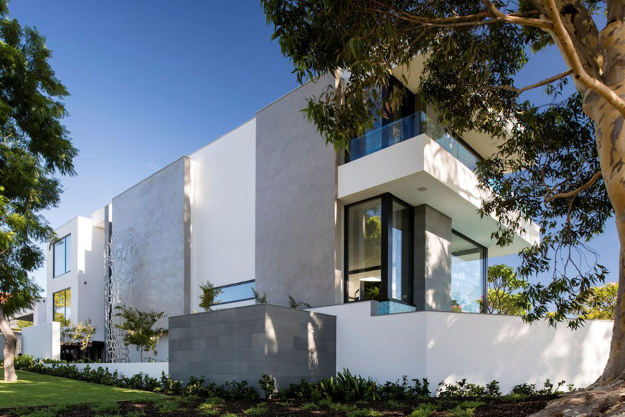 2 A stylish and modern home in Australia designed by Urbane Projects