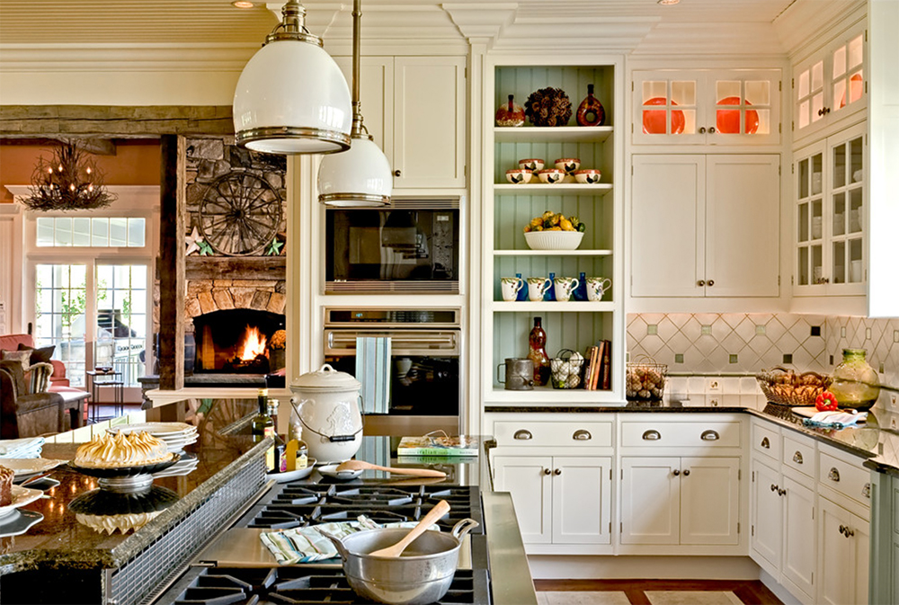 Crisp-Architects-by-Crisp-Architects Country kitchen: designs, ideas, cabinets and decor