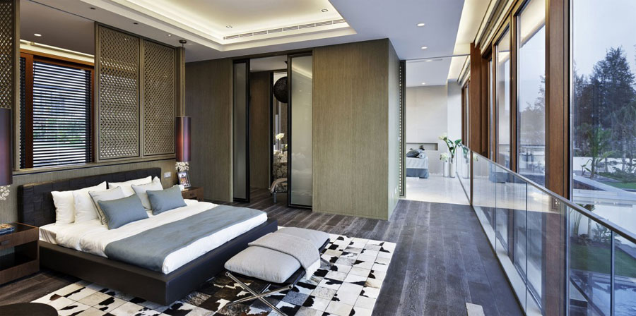 12 Modern Chinese Villa with Luxurious Features Designed by Gad