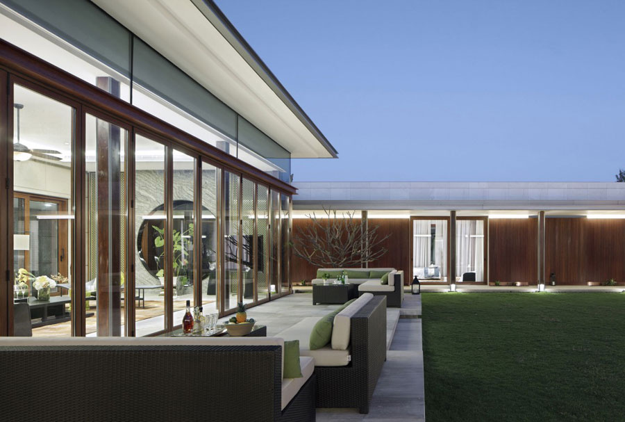 15 Modern Chinese Villa with Luxurious Features Designed by Gad