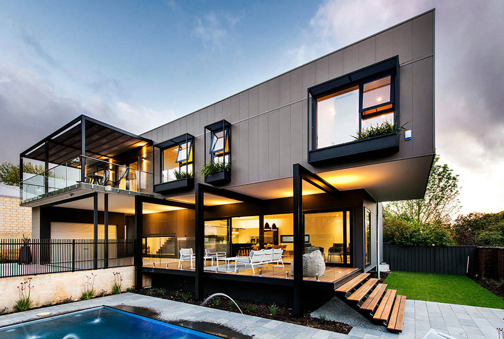 Warden-St-Residence-by-Mata-Design-Studio-1 Modern architecture: Modern buildings with cool architecture