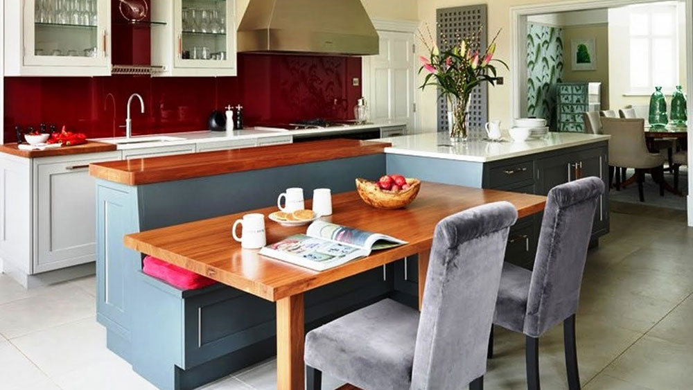 Kitchen Seat 4 Ways To Make Your Kitchen More Inviting