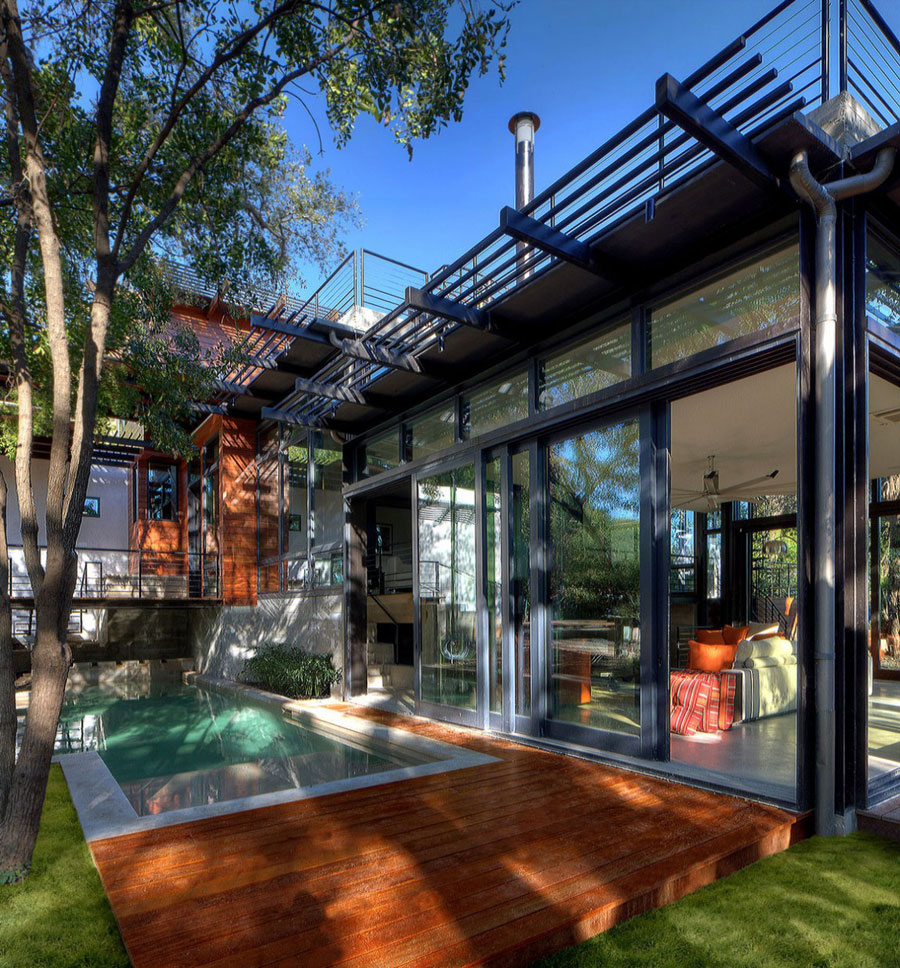 3 Sustainable Home by John Grable Architects