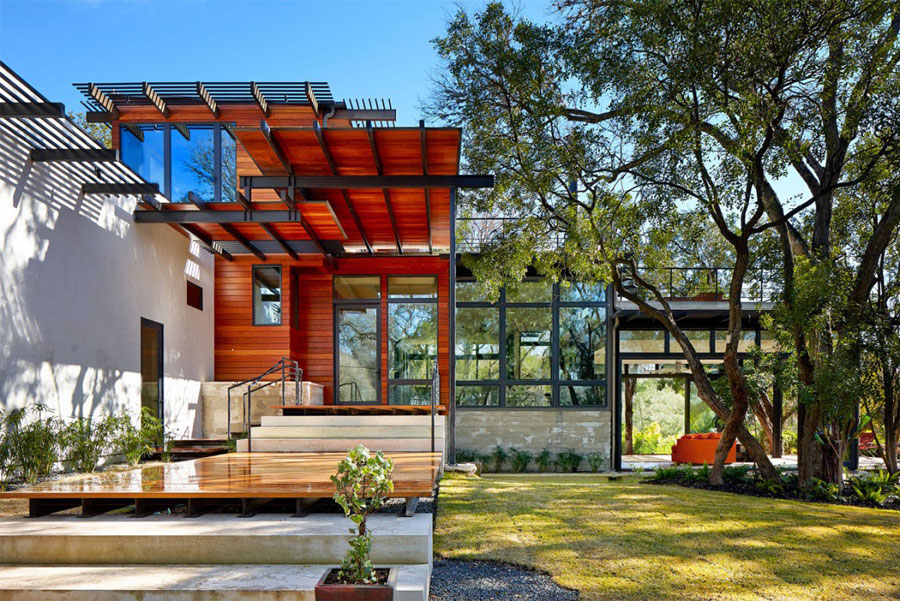 2 Sustainable house by John Grable Architects