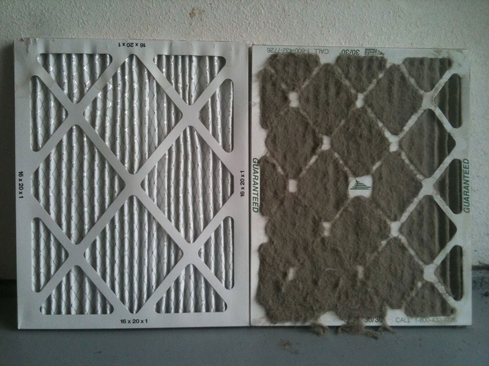 Dirt Filters Common HVAC Problems All home owners should be aware of