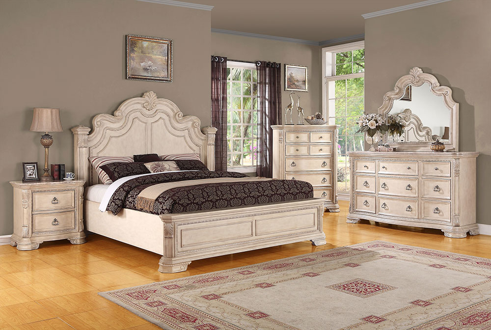 white-wood-bedroom-set-on-bedroom-concerning-beautiful-white-wood-furniture-gallery-3 A guide to choosing beautiful solid wood furniture for your bedroom