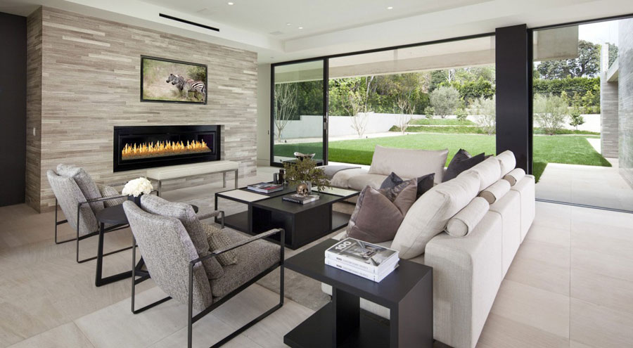 5 Elegant San Vicente home designed by McClean Design