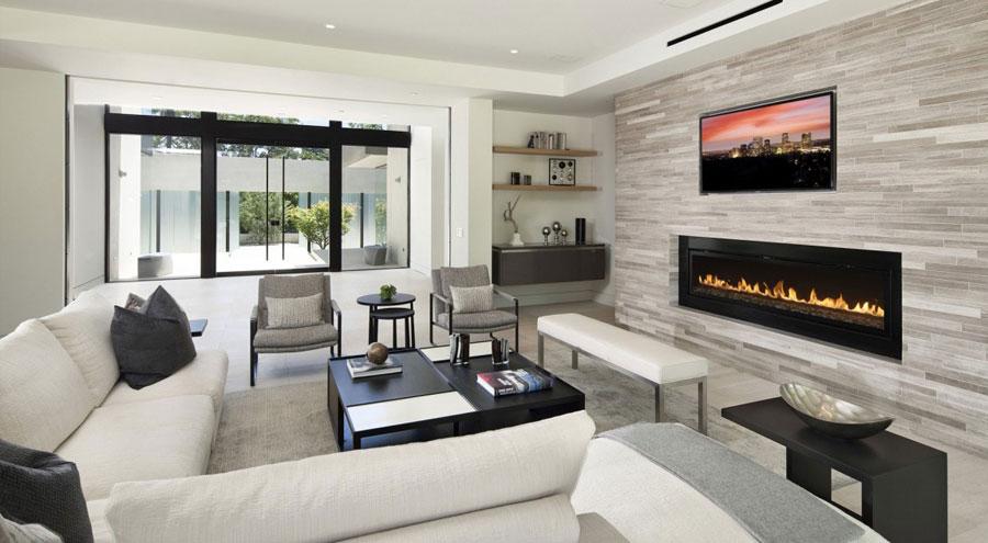 4 Elegant San Vicente home designed by McClean Design