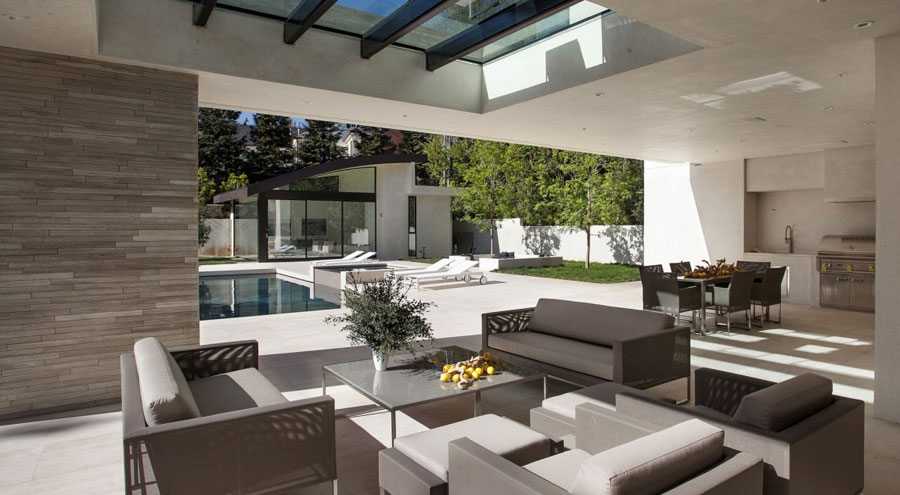 2 Elegant home in San Vicente designed by McClean Design