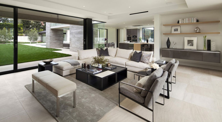 6 Elegant San Vicente home designed by McClean Design