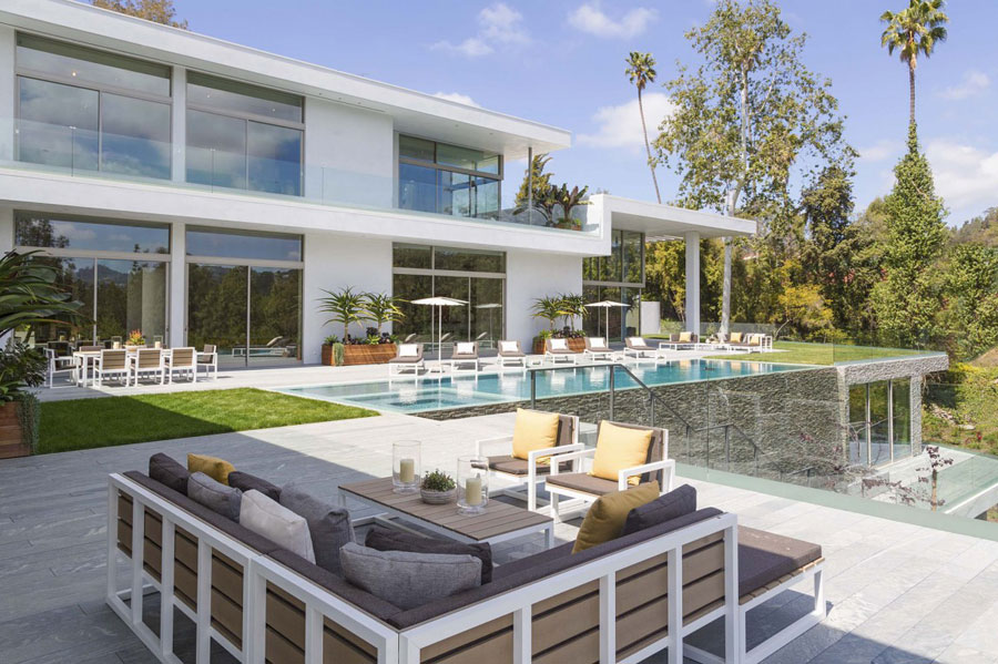 4 Spectacular Los Angeles property designed by Quinn Architects