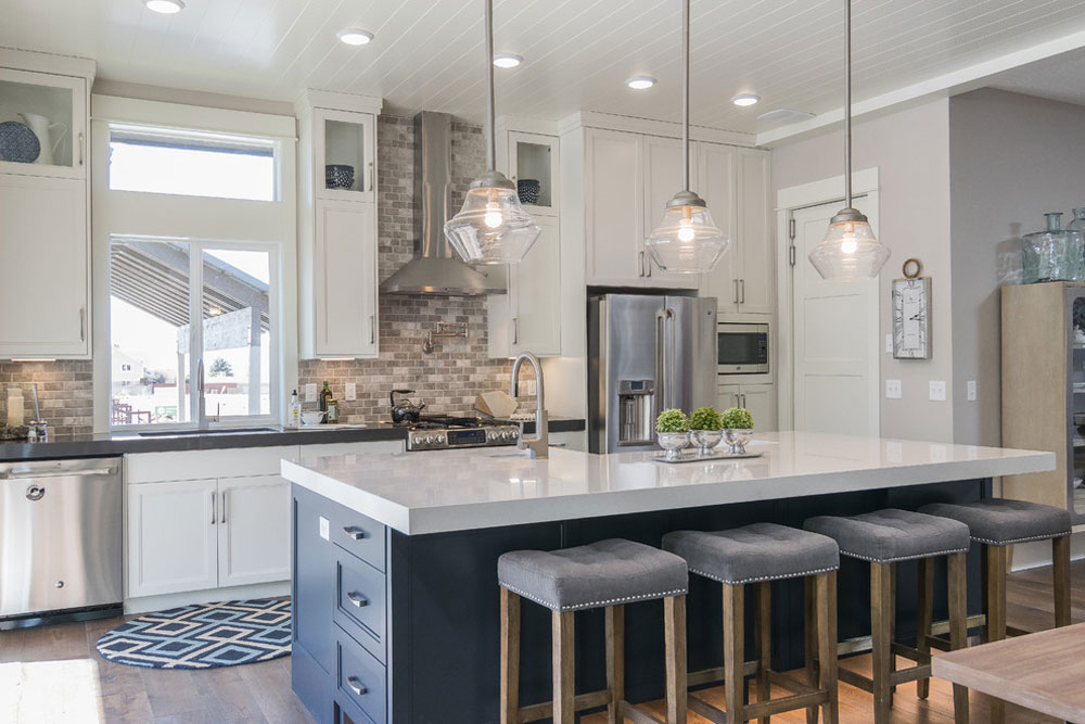 Photography-Portfolio-by-Ann-Parris-Photography Blue kitchen ideas: cabinets, walls and counters